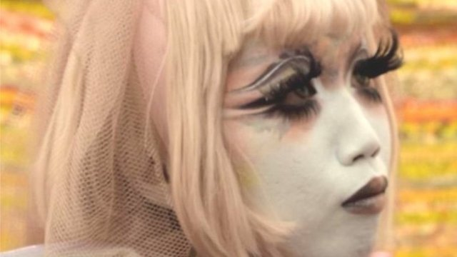 Living art: Meet Harajuku's ethereal fashion icon