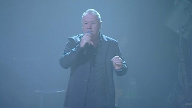 Manchester attack: Simple Minds concert goes ahead after tribute
