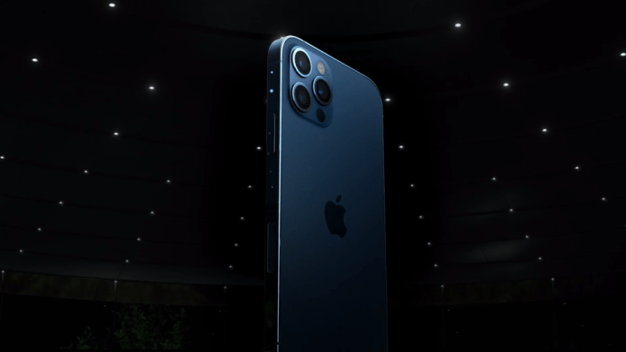 The iPhone 12 Pro has three cameras and a Lidar sensor