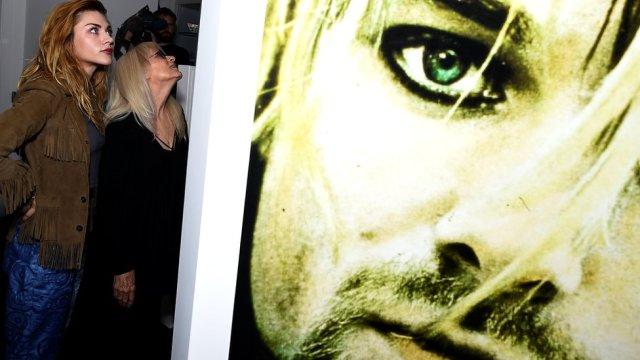 Kurt Cobain's Northern Irish roots sparked exhibition