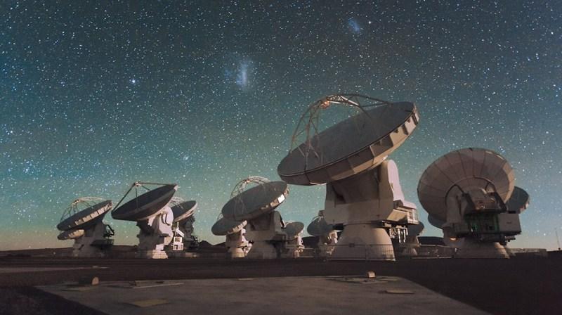A series of telescopes