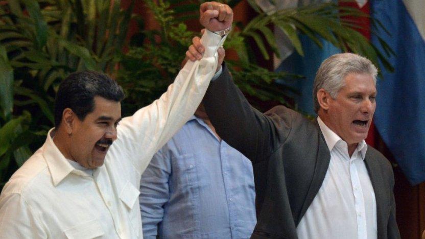 116438562 madurocanel - Qué impacto tiene para Cuba volver a la lista de países patrocinadores del terrorismo del gobierno de EE.UU.