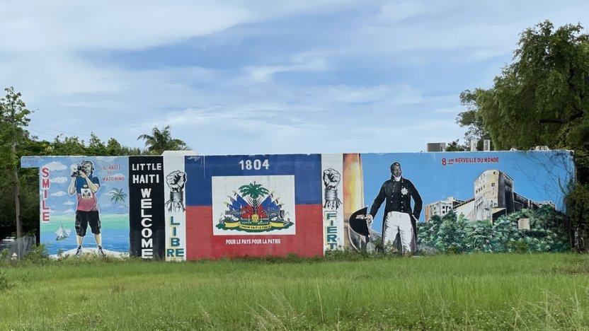"""119321572 image00038 - """"Hemos visto masacres, secuestros y violaciones de niñas"""": el impacto del asesinato del presidente Moïse en """"La pequeña Haití"""" de Miami"""