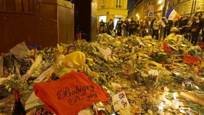Paris saldırıları