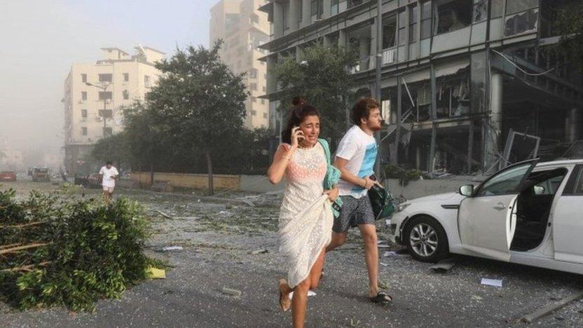 113811103 mediaitem113809372 - Líbano: qué se sabe de las causas de la devastadora explosión en Beirut que dejó decenas de muertos y miles de heridos
