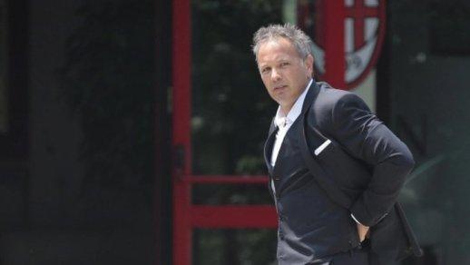 New AC Milan coach Sinisa Mihajlovic