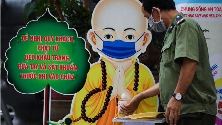 masovno testiranje u Vijetnamu
