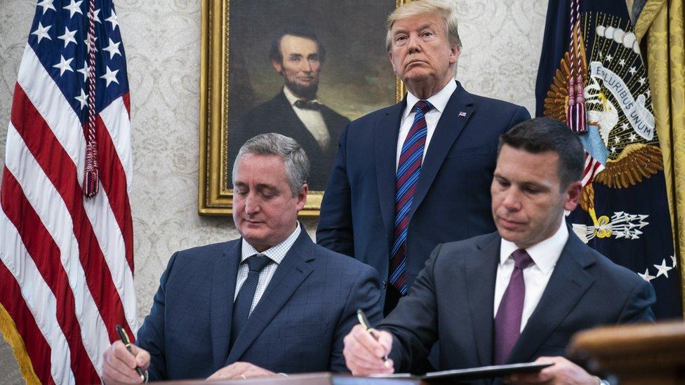 Tercer país seguro: cómo el pacto entre Estados Unidos y Guatemala  perjudica a los migrantes de Honduras y El Salvador - BBC News Mundo