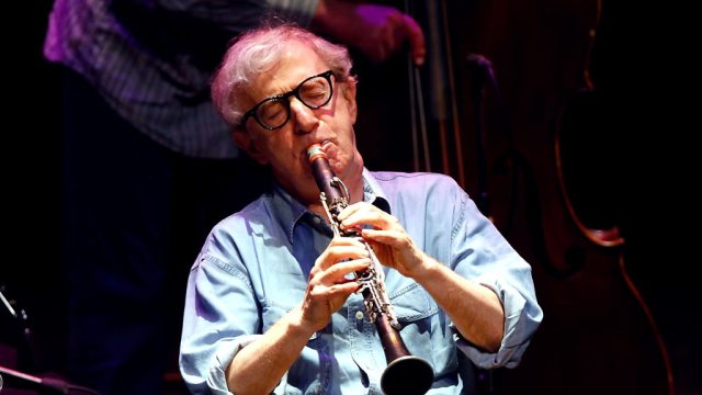 Woody Allen: 'I'm a complete untalented amateur'