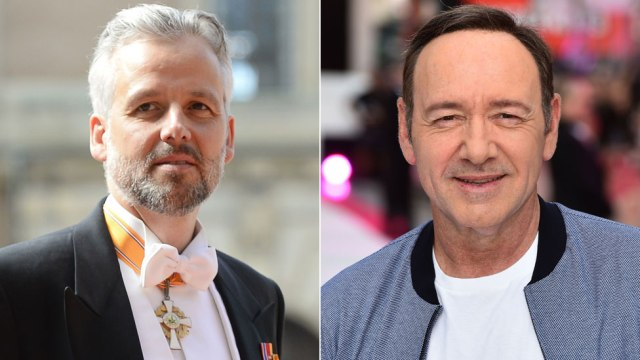 Kevin Spacey 'groped Norwegian king's son-in-law'