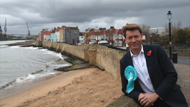 General election 2019: Why is the Brexit Party targeting Hartlepool? - BBC  News