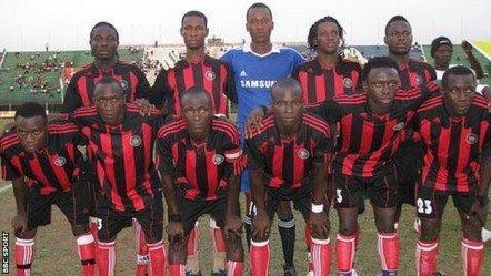 Sierra Leone domestic league champions, East End Lions