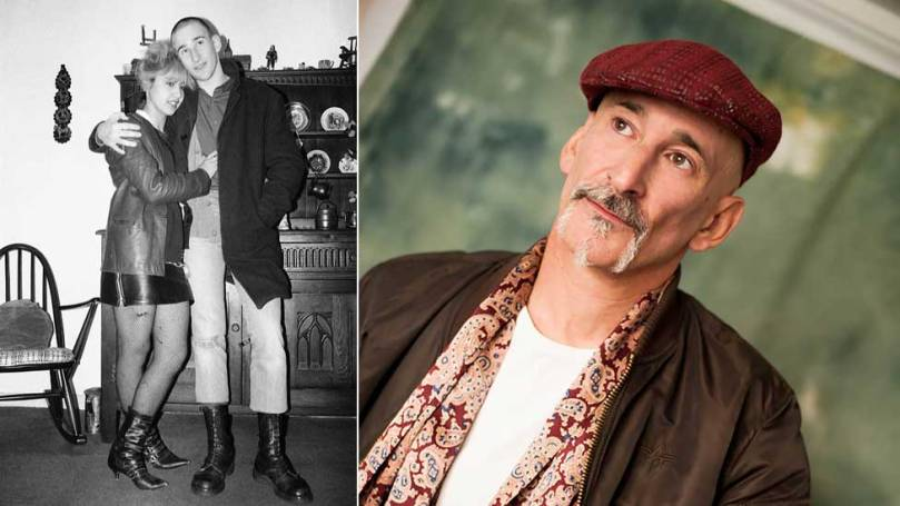Gavin Watson early 1980s and 2010s