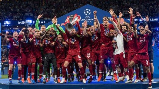 Follow Liverpool's Champions League victory parade - BBC News