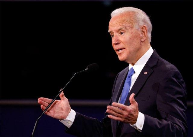 Joe Biden débat de Donald Trump