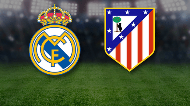 real/athletico madrid