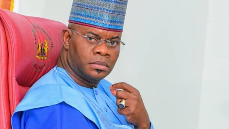 COVID-19 vaccine in Nigeria: Governor Yahaya Bello of Kogi State say 'I no  need COVID-19 vaccine, nothing dey wrong wit me' - BBC News Pidgin