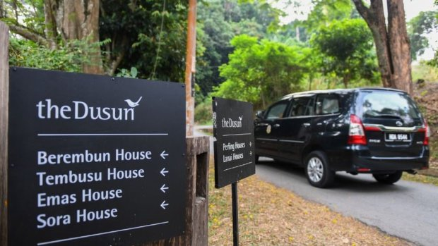 Dusan resort