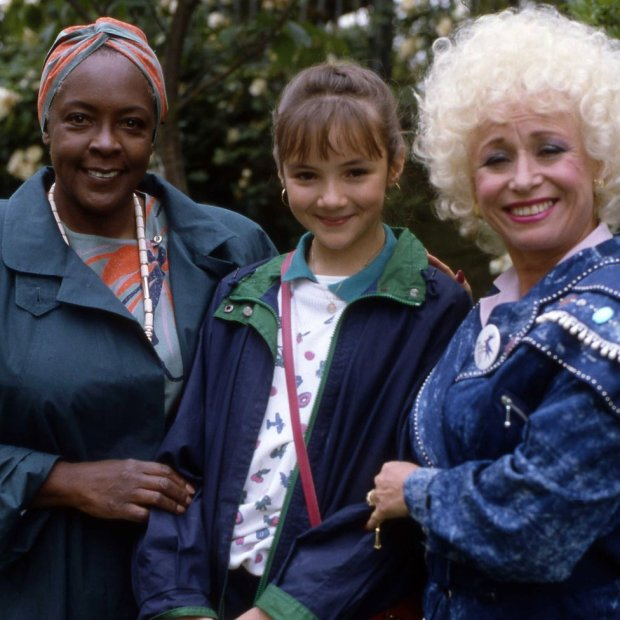 She appeared with a young Martine McCutcheon and Isabelle Lucas in the 1989 children's drama Bluebirds