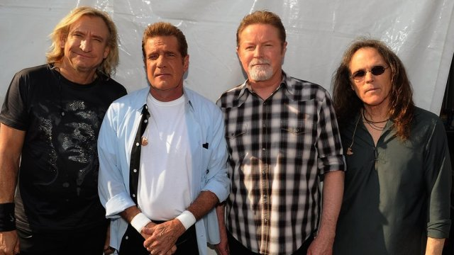 The Eagles settle Hotel California legal battle