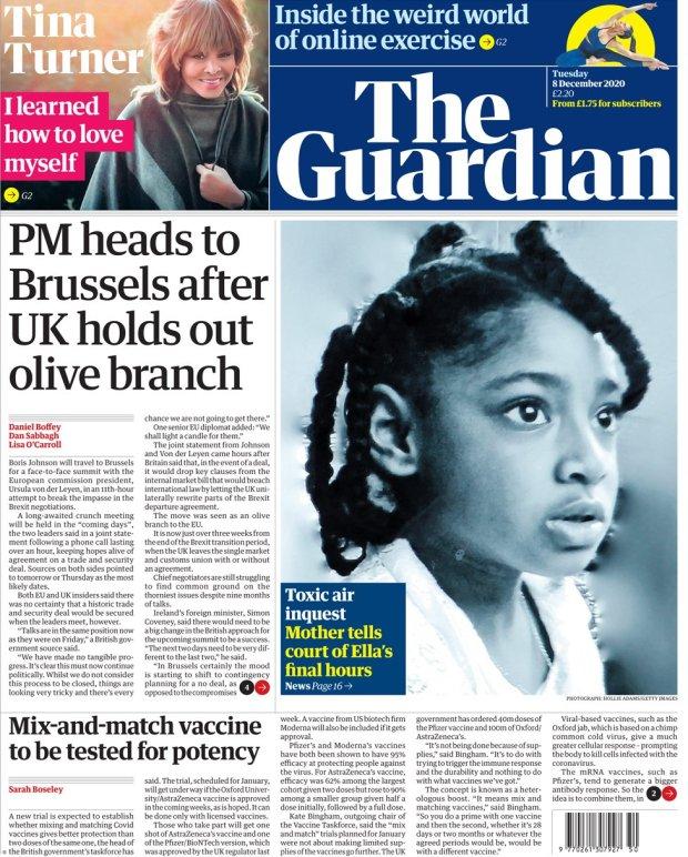 The Guardian 8 December