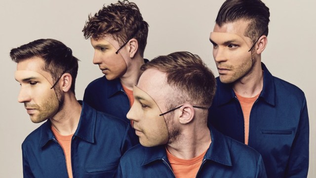 Everything Everything on how they've turned a 'nightmare' into pop music