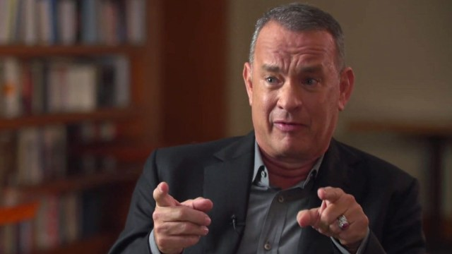 Tom Hanks: The film industry will have to change