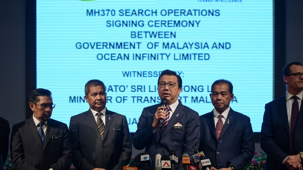 MH370, Malaysia Airlines, Liow Tiong Lai