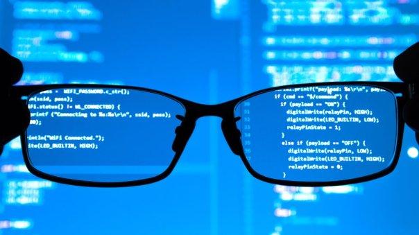 gafas y datos