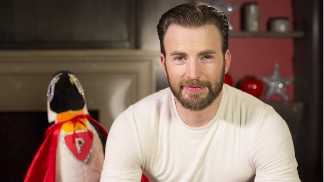 Captain America Chris Evans to read CBeebies bedtime story