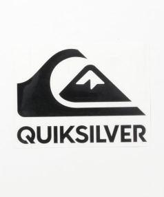 Quiksilver(クイックシルバー)の「STICKER-A/クイックシルバー ステッカー ロゴ(ステッカー/テープ)」 - WEAR