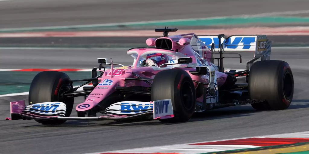 ab 2021 formel 1 team von racing point