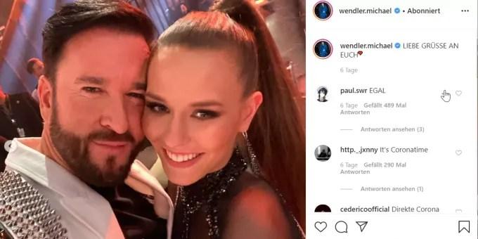 Laura Muller Und Michael Wendler Wir Werden Heiraten Stars