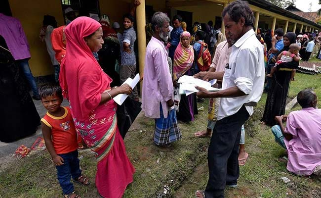 Assam NRC Release Live Updates: State To Release Final Citizenship Draft Today