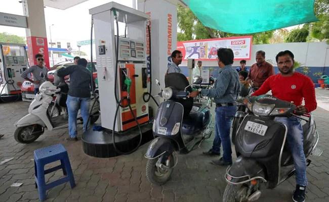 Petrol, Diesel Price Kept Unchanged On Friday