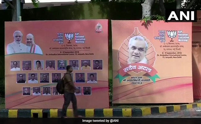 BJP's Top Decision-Making Body Meeting Today: Live Updates