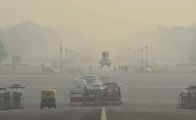 Delhi's Air Quality Remains 'Poor', Likely To Deteriorate Further