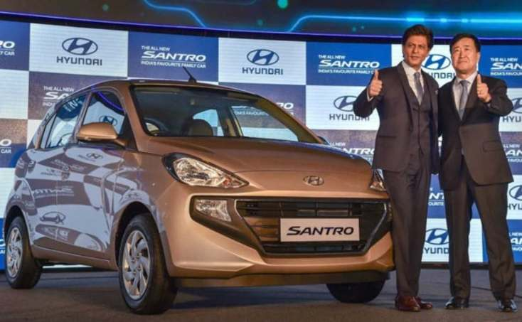 Image result for the all new santro