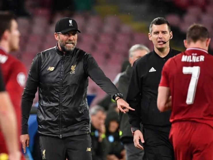 Klopp reveals how Liverpool will beat Manchester City to Premier League title f6l63b7 jurgen klopp liverpool oct 2018 afp 625x300 04 October 18