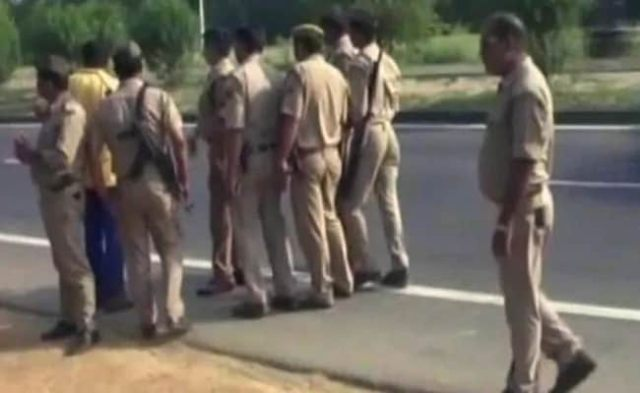Bihar Home Guard Jawan Fires Indiscriminately, Gets Killed By Cops
