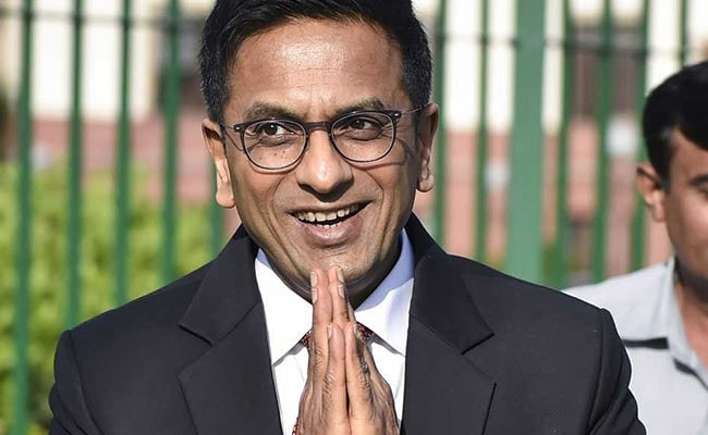 """""""Justice Chandrachud Has Fallen Off,"""" Lawyer Said. What Happened Next 