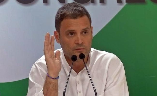 Amid Rafale Controversy, Rahul Gandhi To Meet HAL Employees: LIVE Updates