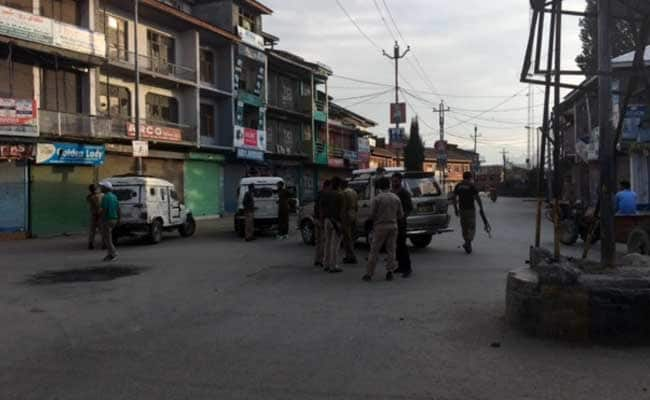 Internet Snapped In Kashmir's Sopore After Protests On 'Custodial Death'