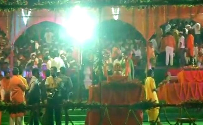 Ayodhya Live Update: Shiv Sena Chief Uddhav Thackeray Performs Puja In Ayodhya