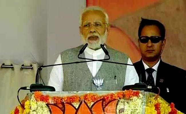 Assembly Polls LIVE: Congress Has Started Abusing My Mother, Says PM Modi