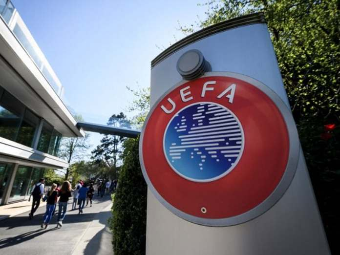 UEFA Green Signals Five Substitutes Rule For Euro 2020