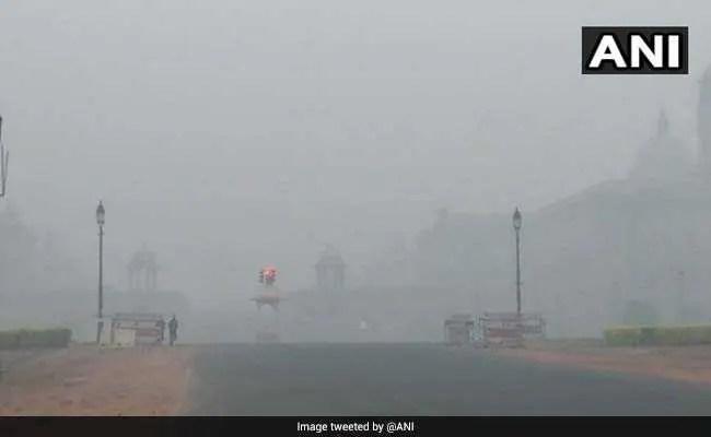 Delhi Air Pollution Updates: Thick Smog Grapples Delhi Since Diwali