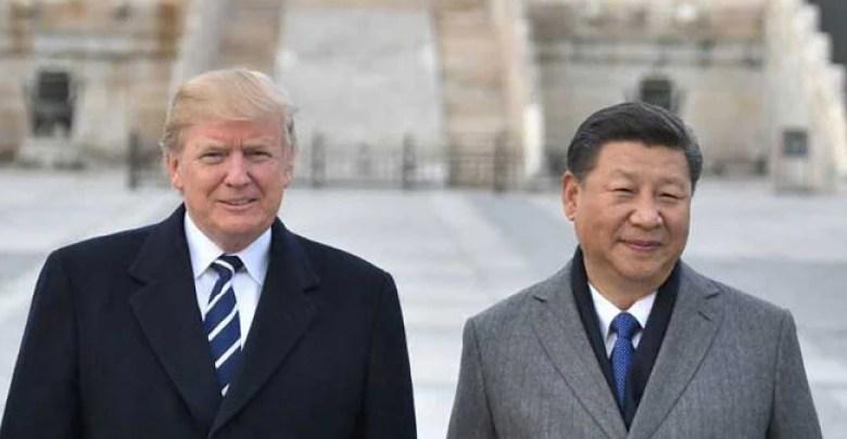 الولايات المتحدة والصين محادثات التجارة المفتوحة في بكين قبل الموعد النهائي للتعريف مارس 1