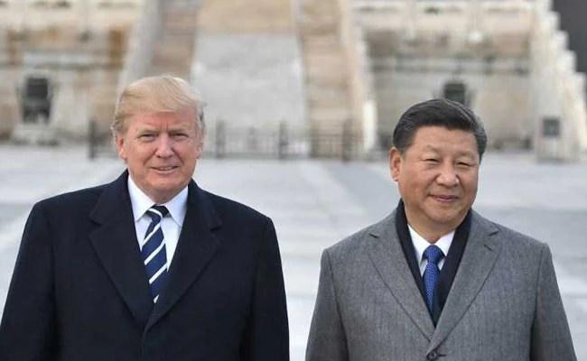 الولايات المتحدة والصين محادثات التجارة المفتوحة في بكين قبل الموعد النهائي للتعريف مارس