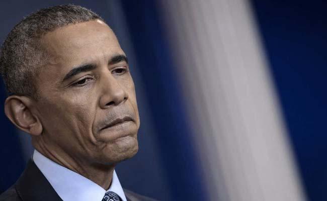 """""""नस्लवाद अमेरिका में सामान्य नहीं हो सकता है"""": बराक ओबामा ने पुलिस द्वारा ब्लैक मैन की हत्या पर कहा"""
